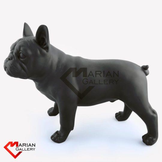 مجسمه ی سگ کد ۱۴۰