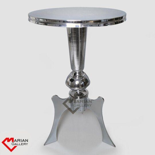 خرید میز گرد فلزی شیک و مدرن